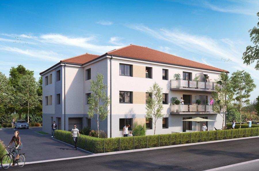 acheter appartement 4 pièces 76 m² terville photo 1