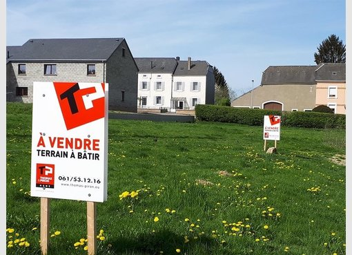 Terrain constructible à vendre à Arlon (BE) - Réf. 6140752