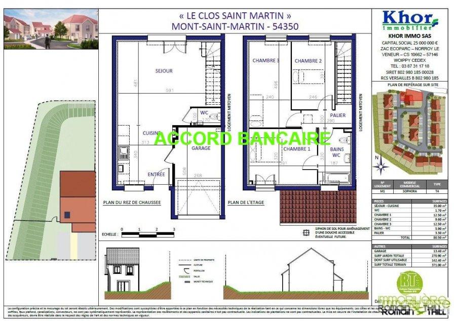 doppelhaushälfte kaufen 0 zimmer 80.5 m² mont-saint-martin foto 6