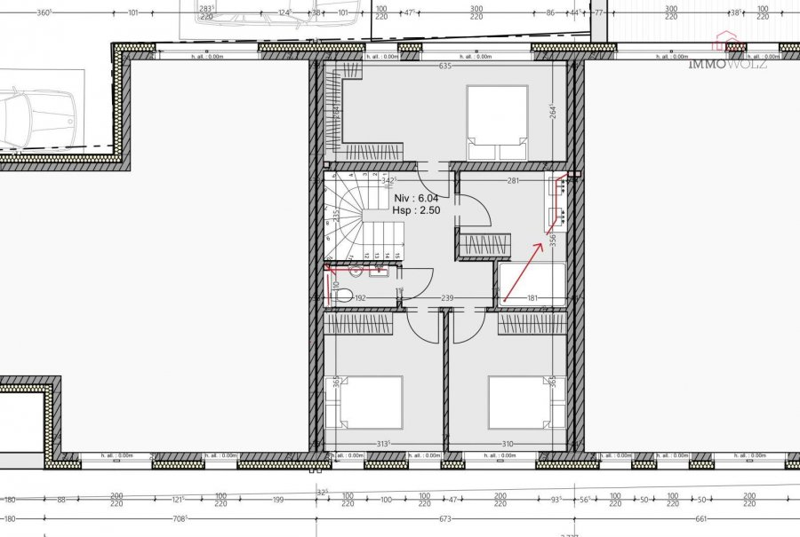 acheter maison mitoyenne 3 chambres 150 m² wiltz photo 6