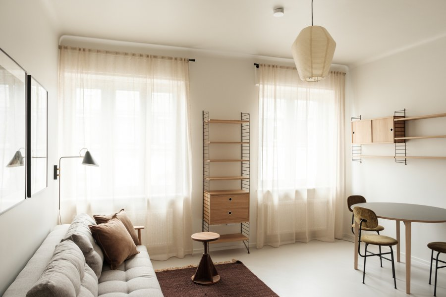 louer appartement 1 chambre 43 m² luxembourg photo 1