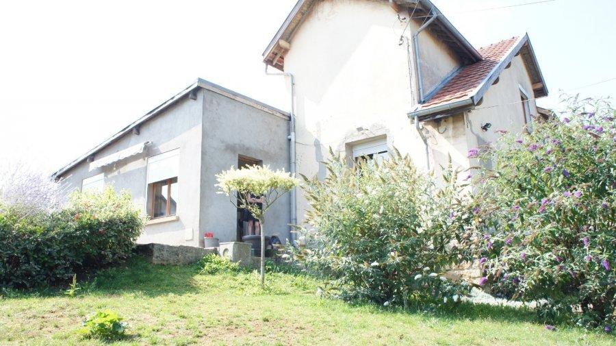 acheter maison jumelée 5 pièces 110 m² mercy-le-bas photo 1