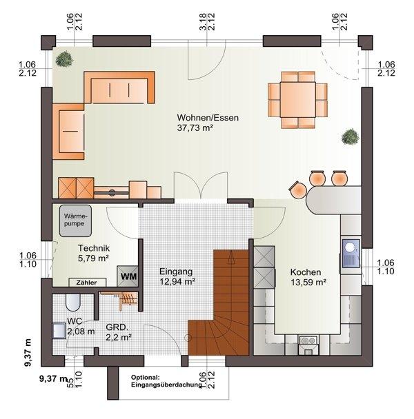 einfamilienhaus kaufen 3 schlafzimmer 142 m² kaundorf foto 3