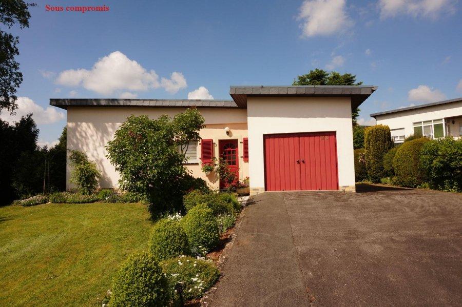 Maison individuelle à vendre 3 chambres à Niederfeulen