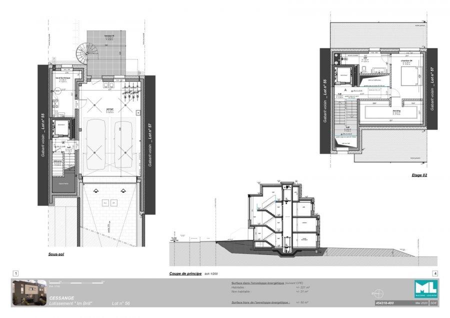 acheter maison 4 chambres 221 m² luxembourg photo 4