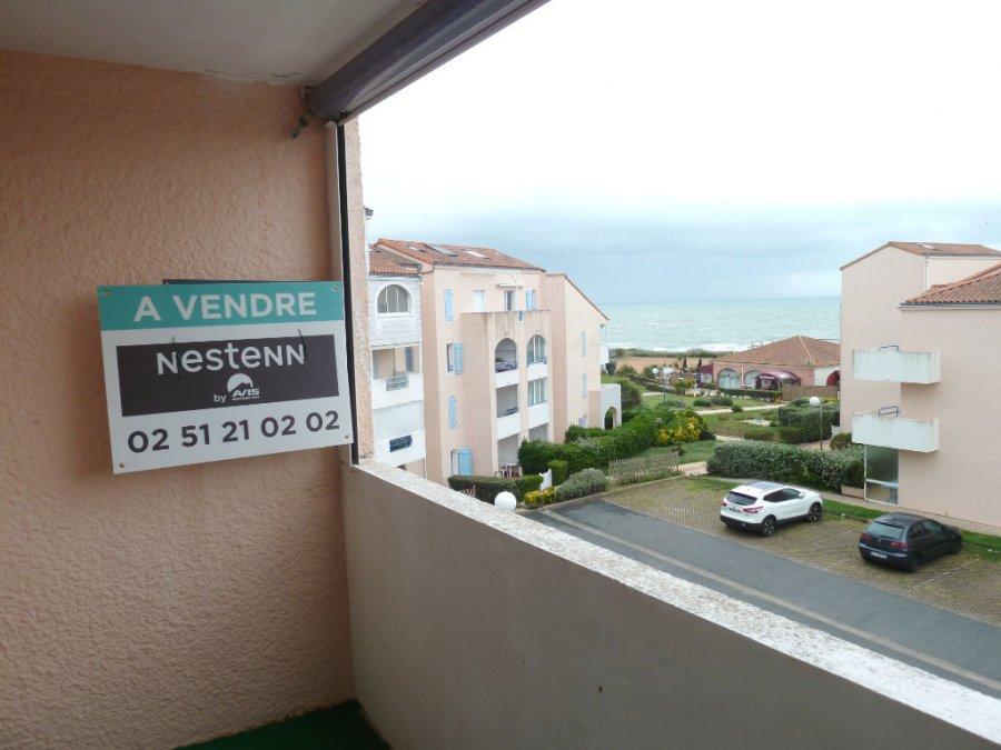 acheter appartement 2 pièces 23.85 m² château-d'olonne photo 1