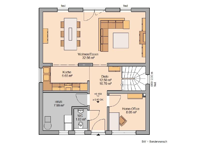 haus kaufen 5 zimmer 122 m² rivenich foto 3