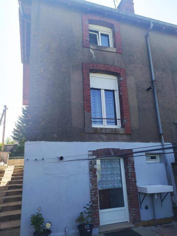 Maison à vendre F3 à Trieux