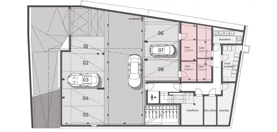 acheter appartement 2 chambres 91.78 m² bivange photo 4