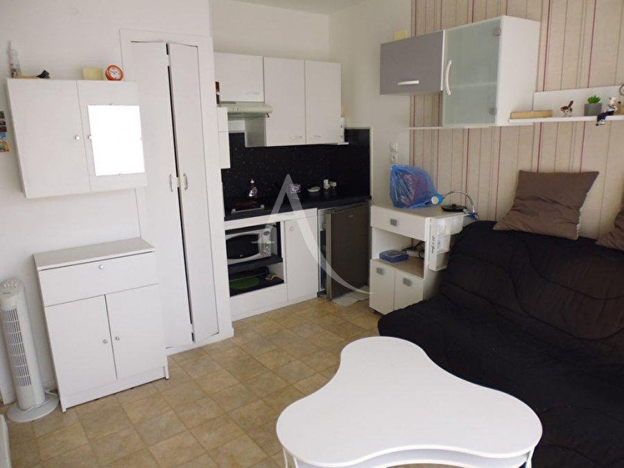 acheter appartement 1 pièce 18.87 m² saint-hilaire-de-riez photo 2