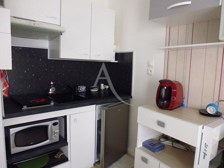 acheter appartement 1 pièce 18.87 m² saint-hilaire-de-riez photo 3