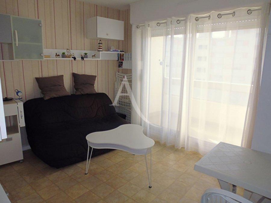 acheter appartement 1 pièce 18.87 m² saint-hilaire-de-riez photo 1