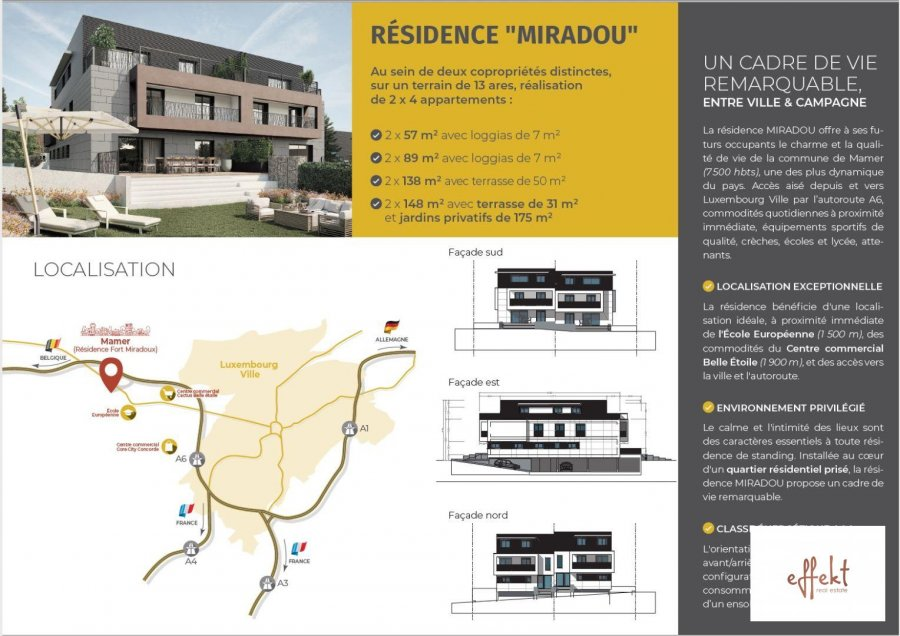 acheter appartement 4 chambres 148 m² mamer photo 6