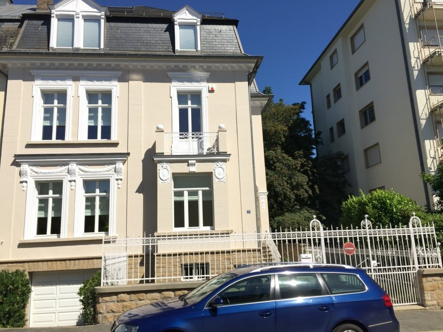townhouse for rent 8 bedrooms 400 m² luxembourg photo 1