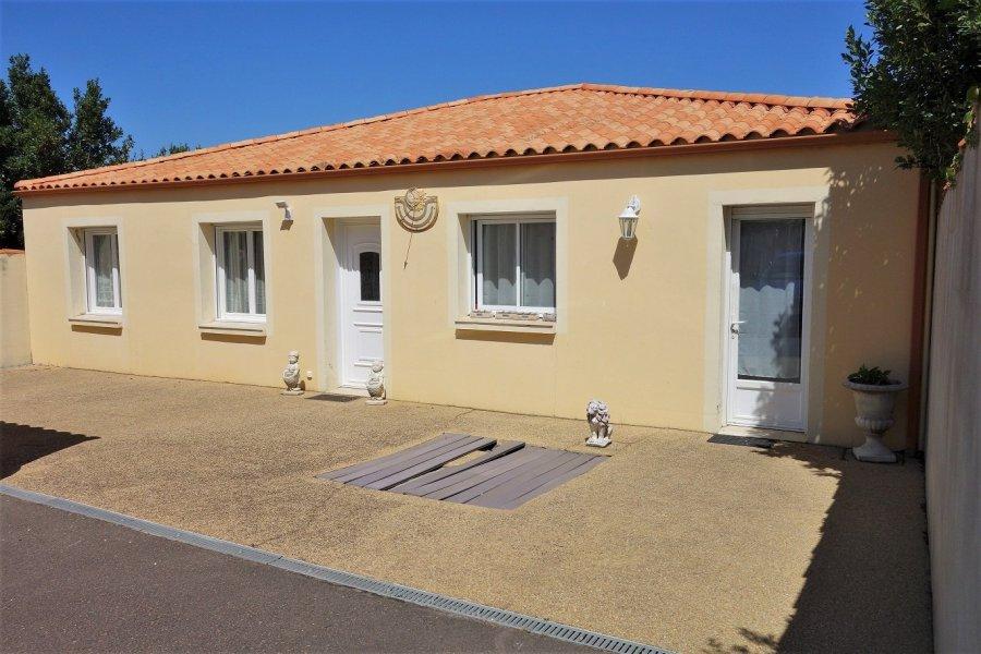 acheter maison 5 pièces 142 m² les sables-d'olonne photo 1