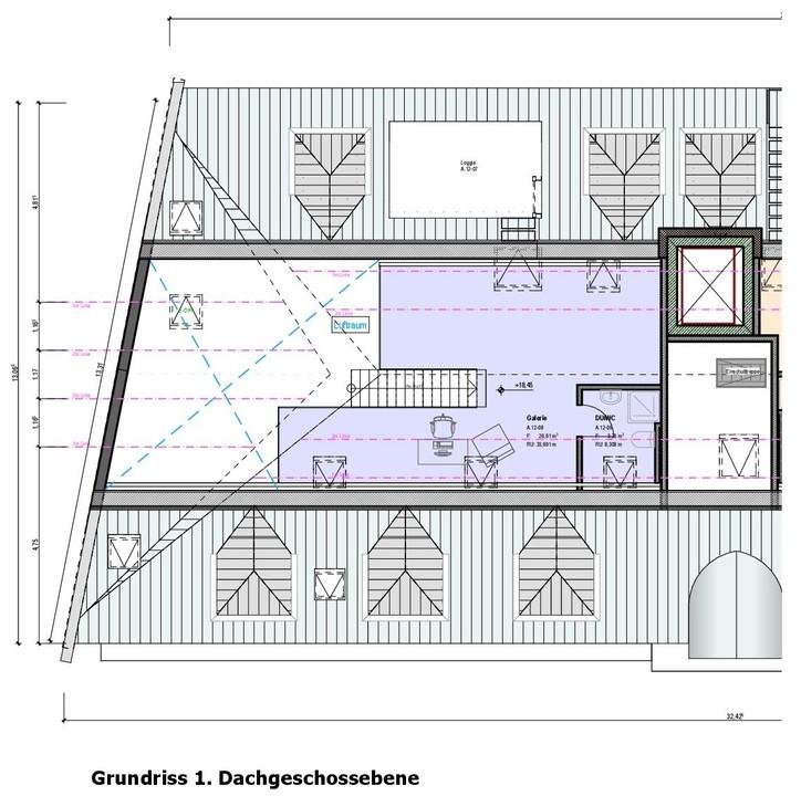penthouse-wohnung kaufen 4 zimmer 148 m² saarbrücken foto 3