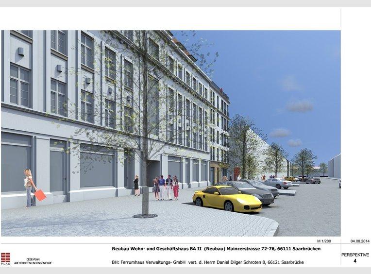 Penthouse à vendre 4 Pièces à Saarbrücken (DE) - Réf. 5431904