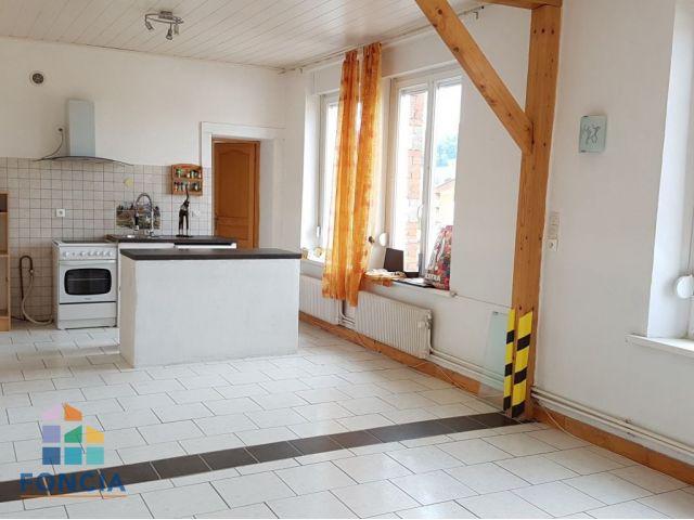 acheter appartement 5 pièces 92 m² fraize photo 1