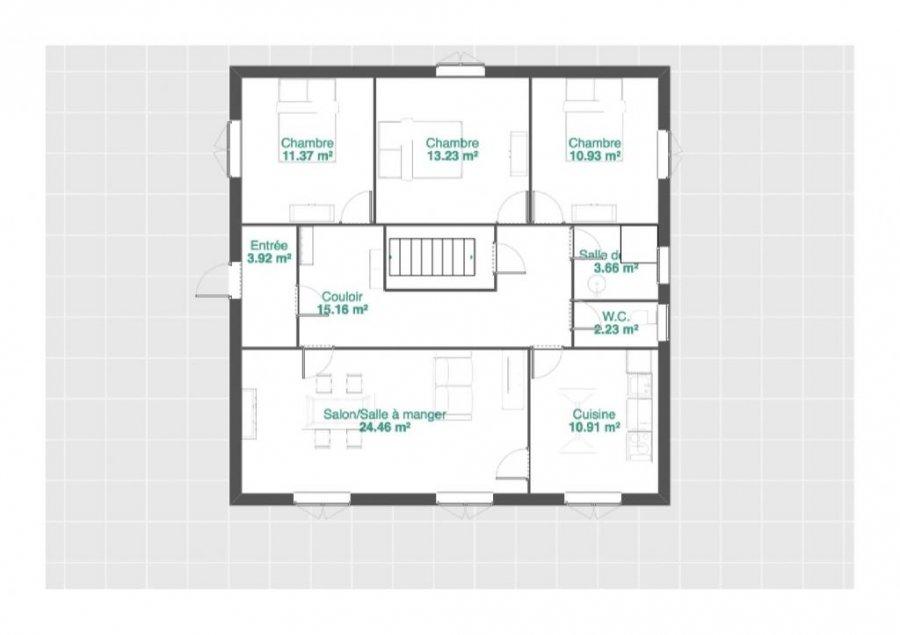 Maison mitoyenne à vendre 3 chambres à Audun-le-tiche