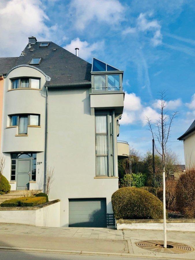 reihenhaus kaufen 5 schlafzimmer 260 m² luxembourg foto 1