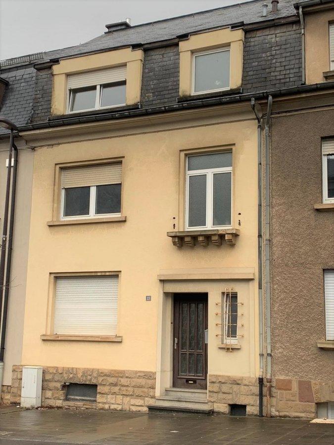 acheter maison mitoyenne 6 chambres 165 m² luxembourg photo 2