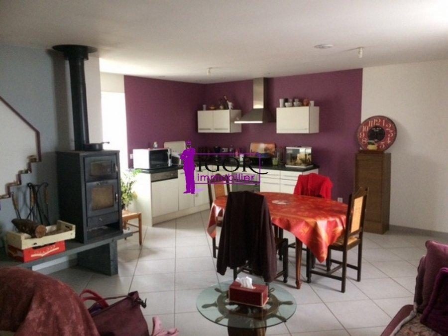 Maison à vendre F4 à Mouais