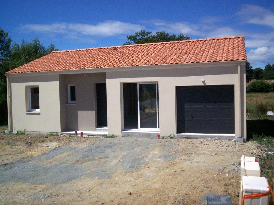 Maison individuelle en vente vallet 99 m 163 800 for Vente maison individuelle 06
