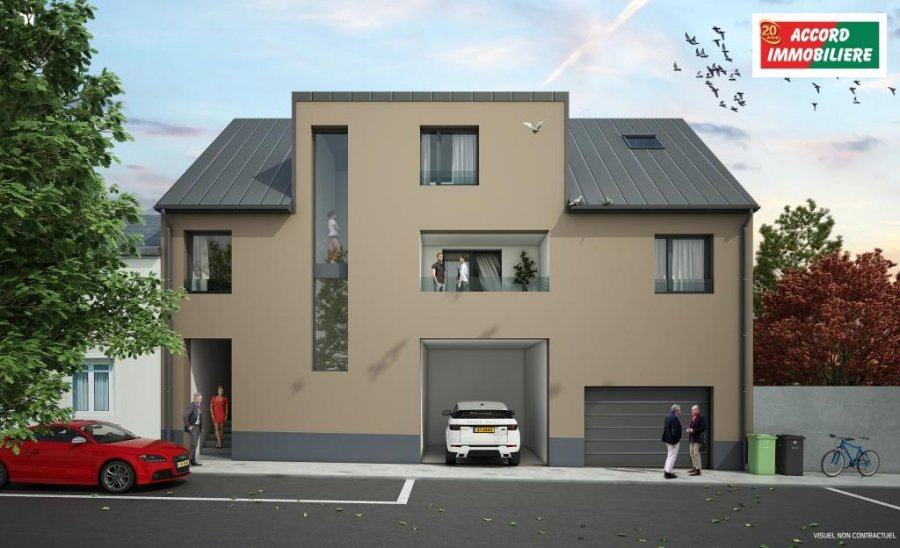 acheter appartement 3 chambres 120 m² pétange photo 2