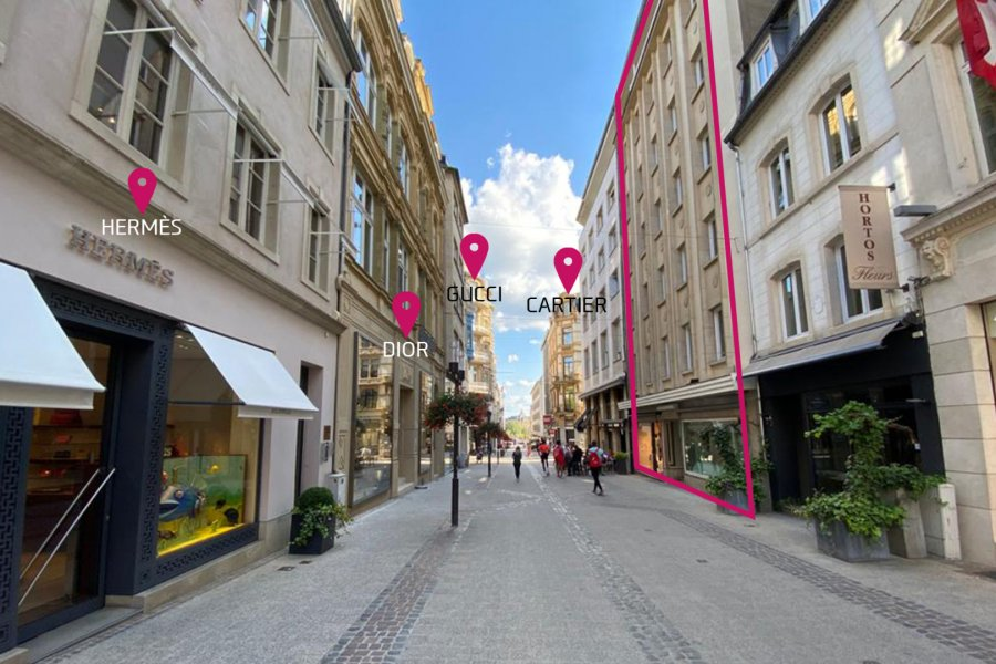 acheter local commercial 0 chambre 139 m² luxembourg photo 1