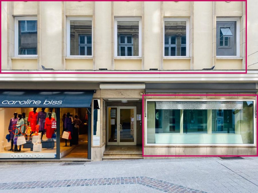 acheter local commercial 0 chambre 139 m² luxembourg photo 2