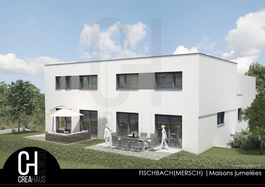 acheter maison jumelée 4 chambres 131.7 m² fischbach (mersch) photo 2