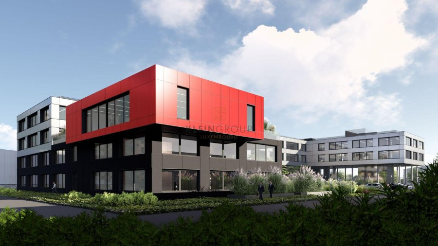 büro mieten 0 schlafzimmer 1200 m² windhof (koerich) foto 3