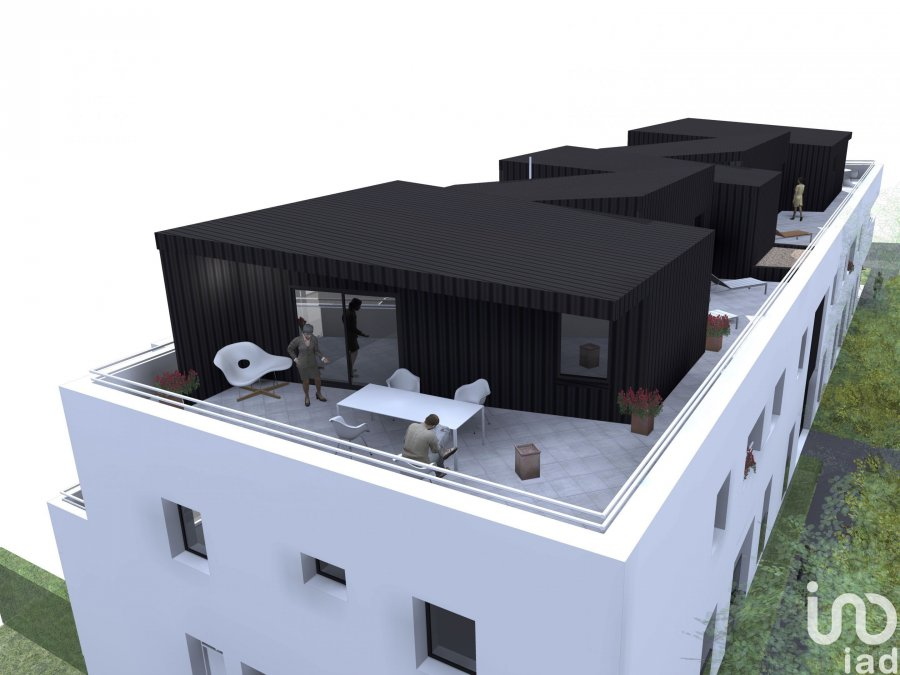 acheter appartement 2 pièces 67 m² metz photo 3
