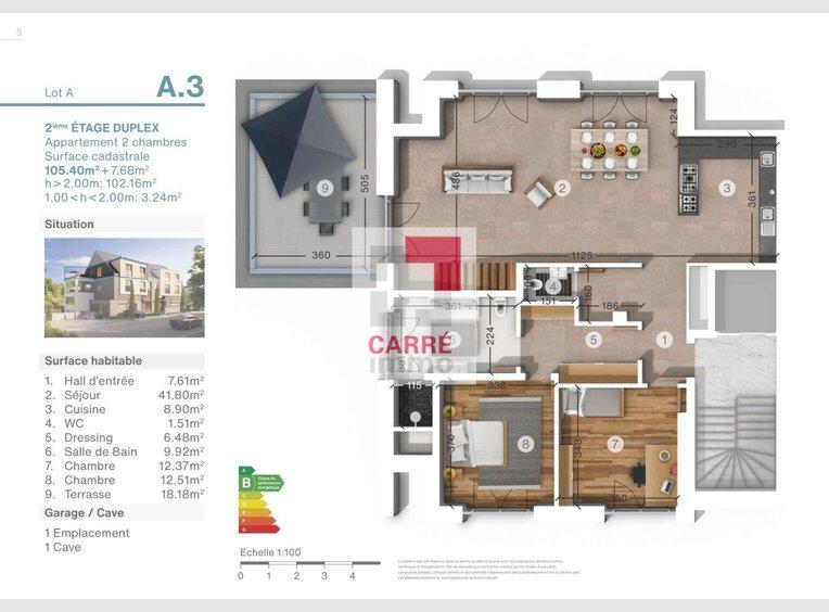 Bureau à vendre 1 Chambre à  - Réf. 6855520