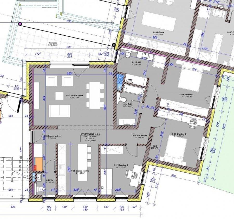 apartment for buy 3 bedrooms 126 m² eschweiler (wiltz) photo 6
