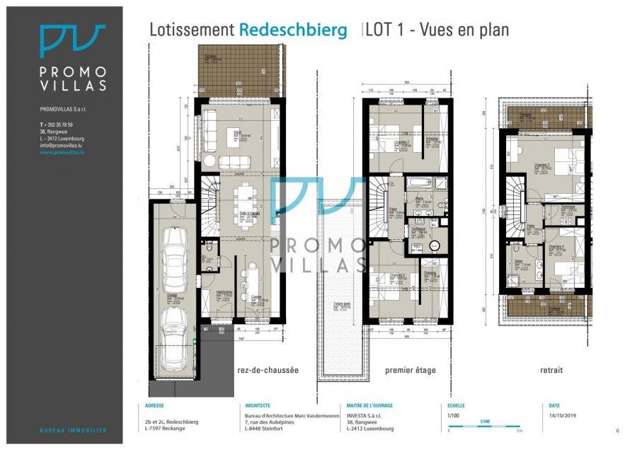 acheter maison 4 chambres 0 m² reckange (mersch) photo 7