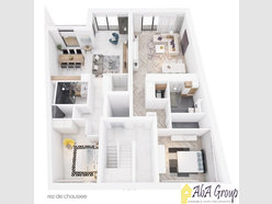 Apartment for sale 1 bedroom in Luxembourg-Rollingergrund - Ref. 7011680