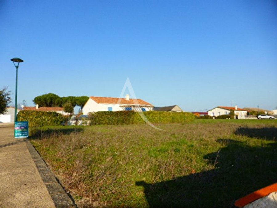 acheter terrain constructible 0 pièce 550 m² longeville-sur-mer photo 3
