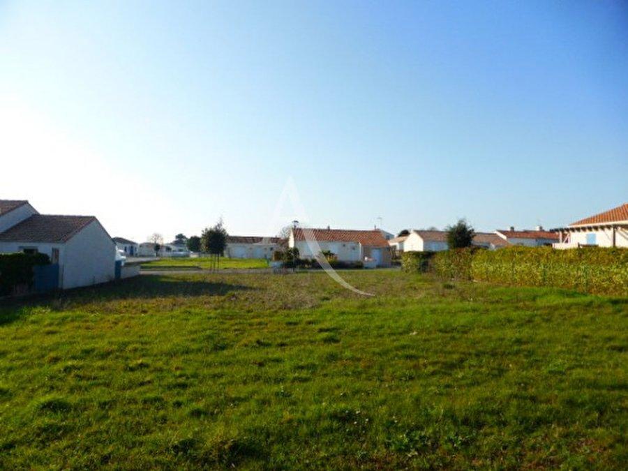 acheter terrain constructible 0 pièce 550 m² longeville-sur-mer photo 1