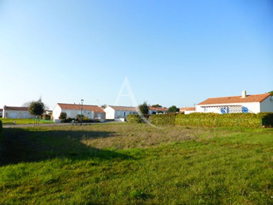 acheter terrain constructible 0 pièce 550 m² longeville-sur-mer photo 4