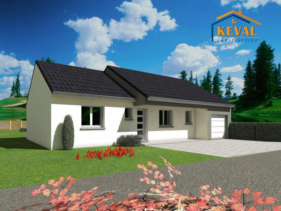 acheter maison 5 pièces 80 m² sarrebourg photo 1