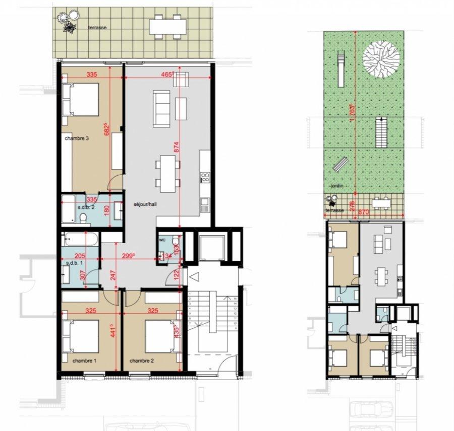 acheter appartement 3 chambres 121 m² bofferdange photo 3
