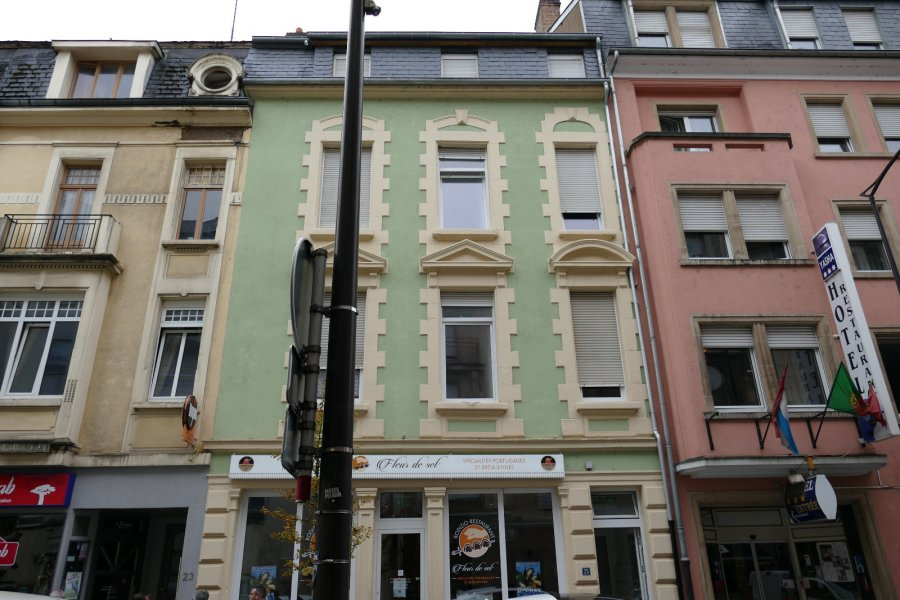 acheter immeuble de rapport 11 chambres 375 m² luxembourg photo 1