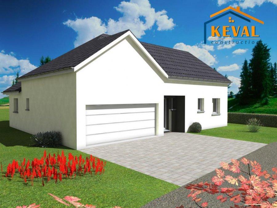 acheter maison 5 pièces 100 m² creutzwald photo 1