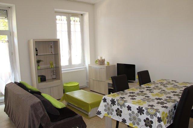 Appartement à louer F3 à Mulhouse-Centre historique