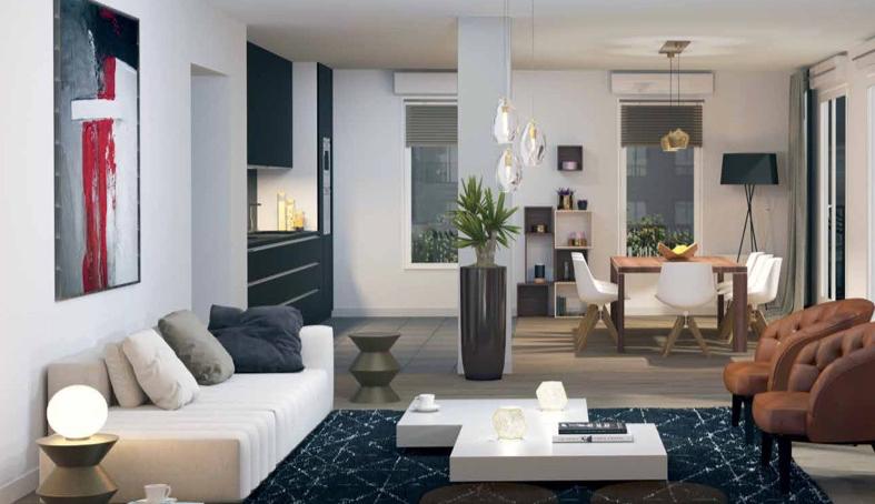 acheter appartement 4 pièces 87.74 m² tourcoing photo 1