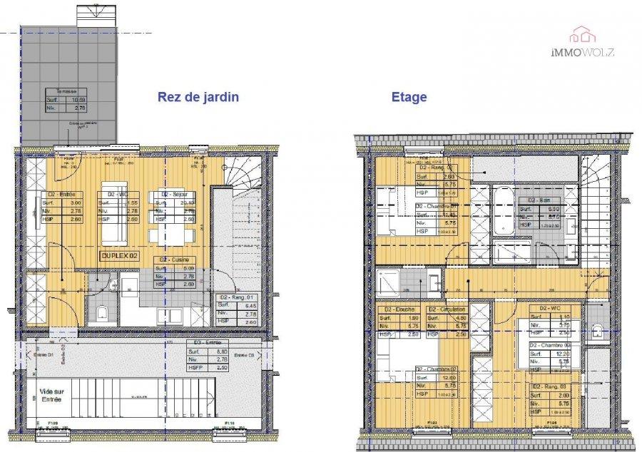 maisonette kaufen 3 schlafzimmer 91.3 m² tarchamps foto 2
