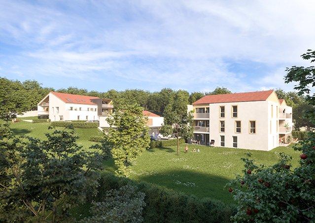 acheter appartement 4 pièces 70 m² laxou photo 2