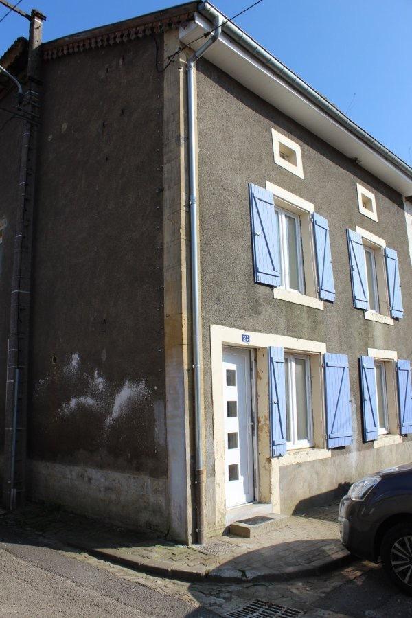 Maison jumelée à louer F7 à Charency-Vezin