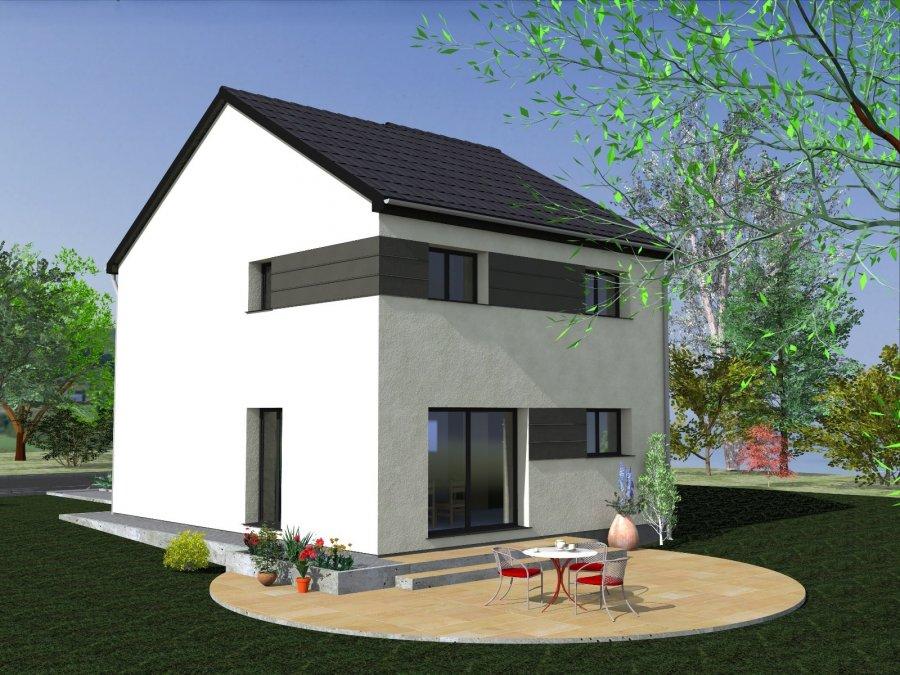 Maison individuelle en vente freyming merlebach 95 m for Acheter une maison sans agent